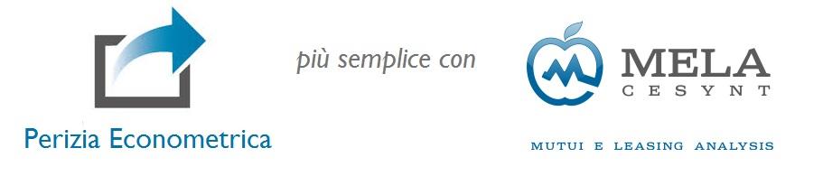 Perizie Econometriche - Mela Cesynt