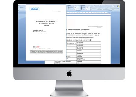 MelaCesynt Relazione tecnico contabile